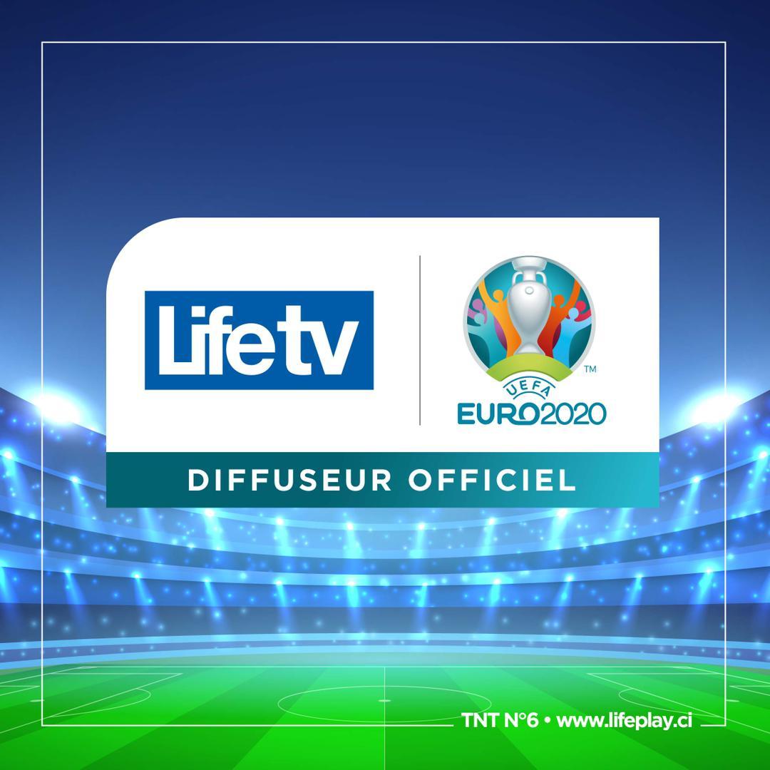 Côte d'Ivoire: Life Tv, Diffuseur officiel de l'UEFA EURO 2020