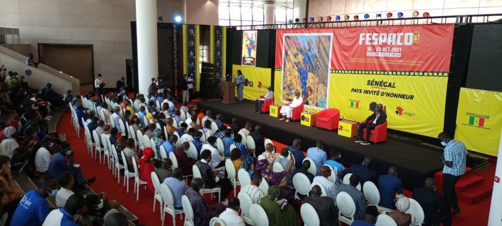 Le Fespaco  2021 : Le Sénégal invité d'honneur